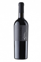 Novak (black) Red Blend #2 Vin sec roșu 0,75l